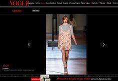 #AuJourLeJour #MirkoFontana #DiegoMarquez #VogueItalia #Vogue #mfw #ss15 #DianaMoroz model Diana Moroz