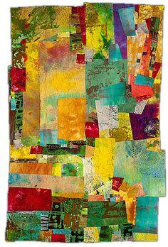 Patty Hawkins: Textile Artist - New Work