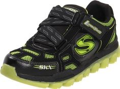 Skechers Kids Luma-Flex Sneaker (Infant/Toddler/Little Kid/Big Kid) Skechers. $44.99. Non-marking outsole. Flexible sole. leather. Rubber sole