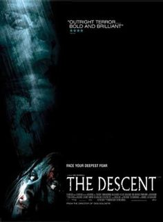 The Descent...absolutely stellar an A+ movie. This is my most fave movie since the Alien Trilogy and this movie was totally thinking about the horror fan, it even covered claustrophobia....it was incredibly well done.