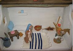 cgscreate: Making materials for Level I Catechesis of the Good Shepherd (CGS) The Annunciation