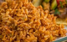 The Super Easy Recipe of Homemade Spanish Rice Mexican Rice Recipes, Mexican Dishes, Mexican Food Recipes, Ethnic Recipes, Spanish Recipes, Buffalo Chicken, Homemade Spanish Rice, Pasta Recipes, Cooking Recipes