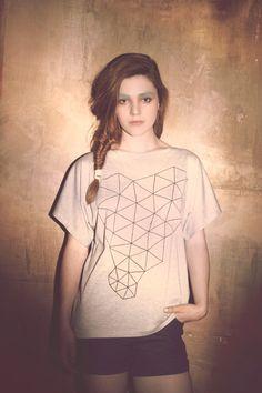 T-Shirt Attrape-rêve - GRIS