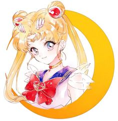 Sailor Moon!