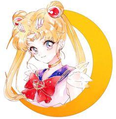 《美少女戰士》繪師トイレット筆下奇幻美戰 - 圖片2