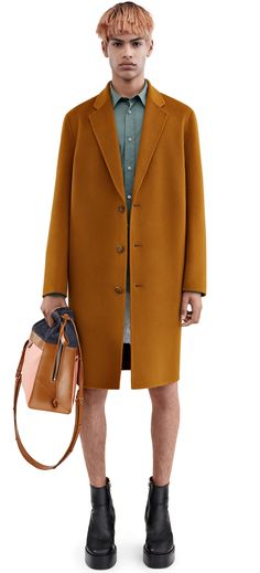 ACNE STUDIOS Charles Brown. #acnestudios #cloth #outerwear