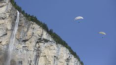 Adventures in Europe - image of paragliders in the Tyrol Adventure Activities, Mount Rushmore, Europe, Mountains, Nature, Travel, Image, Naturaleza, Viajes