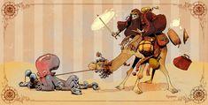 Camelsm by BrianKesinger