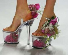Dangerous Heels - Stilettos You Won't See on 'Dancing with the Stars' (CLUSTER)