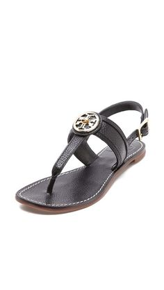 1b006e6a56d6b Tory Burch Selma Flat Sandals Foot Locker