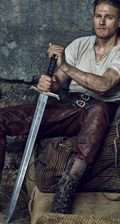Caballeros de la mesa redonda: El Rey Arturo