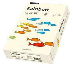 Papyrus 88042257 Multifunktionspapier Rainbow 160 g/m², A4 250 Blatt hellchamois: Amazon.de: Bürobedarf & Schreibwaren