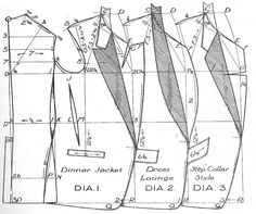 """The """"Classic"""" Dinner Jacket? - Les Incroyables - The Cutter and Tailor"""