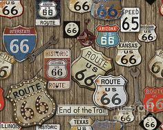 Jean Plout - Route 66-JP3956