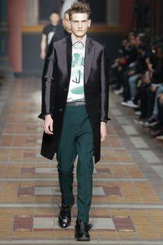 Lanvin | Fall 2014 Menswear Collection | Style.com