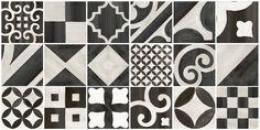 Iris Ceramica - terre decoration 20x20 73,-/ks