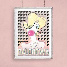 Plakat BALONÓWA z plakatowisko.pl