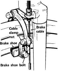 It's important to tune up bicycle brakes to ensure adequate braking. Learn how to properly adjust your bicycle brakes to keep you and your bike safe.