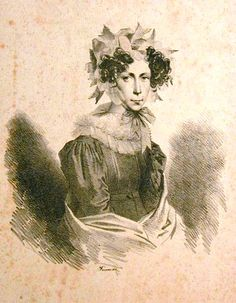 Кн. Наталья Алексеевна Волконская, ур. Мусина-Пушкина (1784 – 1829)