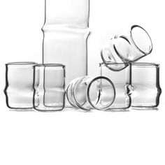 Wobble Sake Cup Set Of 6, $39, now featured on Fab.