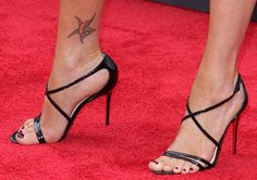 Image of Megan Fox Gallery of Images and photos Megan Fox Legs, Megan Fox Style, Sexy Legs And Heels, Hot Heels, Strappy High Heels, Stiletto Heels, Stilettos, Talons Sexy, Christian Louboutin Sandals