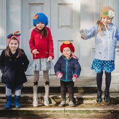 Tam Beret with Flower Applique - Cris Crochet Shop Flower Applique, Daughter Love, Hat Making, Looking Gorgeous, Crochet Flowers, Gift Guide, Classic Style, Crochet Hats, Butterfly