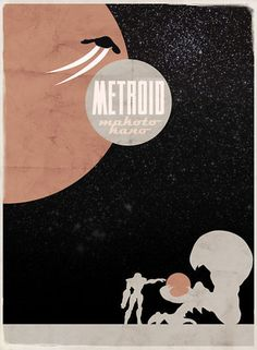 Metroid...the solitude of exploring the universe. I adore it.