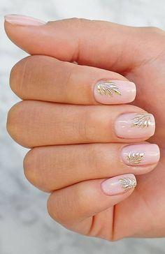 wedding nails, neutral nails, neutral nails with glitter, neutral nails for work, neutral nailscoffin, neutral nailsacrylic, neutral nail designs, neutral nail designs 2020, neutral nail colors, neutral nails 2020 #nails #neutralnails