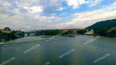Prag an der Moldau