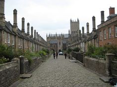 Alms Houses, Wells, Somerset