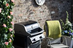 Get cooking on your Weber Find some tasty recipes on Woodies. New Furniture, Outdoor Furniture, Outdoor Decor, Weber Bbq, Tasty, Yummy Food, Beer Garden, Outdoor Entertaining, Garden Inspiration