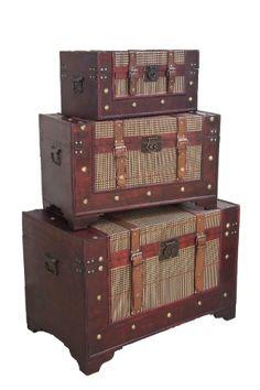 Na Casa Vostra (www.casavostra.com.br), os baús são vendidos em três tamanhos: P, M e G. O item pequeno sai por R$ 400, o médio por R$ 600 e o grande por R$ 750 | Preços pesquisados em setembro de 2012 e sujeitos a alterações