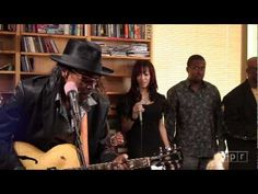 NPR Music Tiny Desk Concert: Chuck Brown - the King of the Go-Go!  I regret never getting to see him play.  RIP Chuck Brown.
