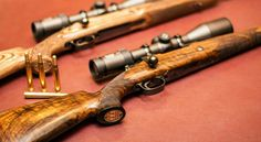 Musgrave...fine South African custom built rifles