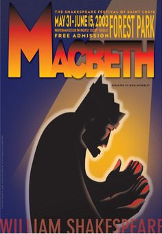 Poster Gallery | Shakespeare Festival St Louis