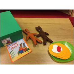 Specialpedagogik i förskolan: Språklåda: En liten stund
