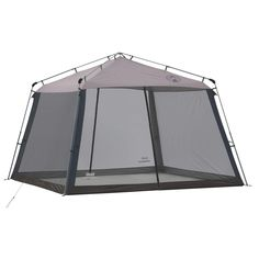 Coleman Instant Screen House, x Center Height Screen Tent, Screen House, Screened Canopy, Ceiling Materials, Metal Pole, Mesh Screen, Photo Center, Types Of Doors, Sports Brands