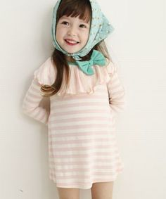 amberアンバー ハニービーワンピース - 韓国子供服amber,annikaのtsubomiかわいい輸入服のセレクトショップ