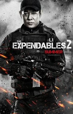 Talk:Expendables 2, The - Internet Movie Firearms Database - Guns in Movies, TV and Video Games