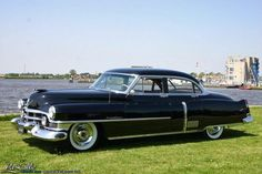 LaSalle Classic Cars | Collection | 1951 Cadillac Fleetwood Sixty-Special Sedan, € 34.500,-