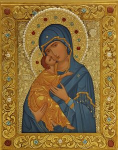 Mother of God of Vladimir http://catalog.obitel-minsk.com/iom-20-mother-of-god-of-vladimir.html #Orthodox #Icons - #OrthodoxIcons - #Eastern #Orthodoxy, #Theotokos, #VirginMary, #Miracle, #Blessed #Faith