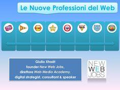 le-nuove-professioni-del-web-2012 by Gruppo Banca Sella via Slideshare