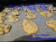 Zippy the Whippet: Tasty Tuesday: Crunchy Meaty Bites