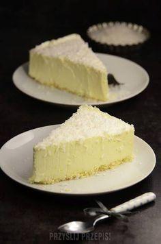 Śnieżny puch czyli sernik bez pieczenia dla leniwych Vanilla Cake, Ale, Cheesecake, Food, Ale Beer, Cheesecakes, Essen, Meals, Yemek