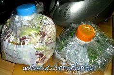 Sottovuoto fai da te, conservare in cucina
