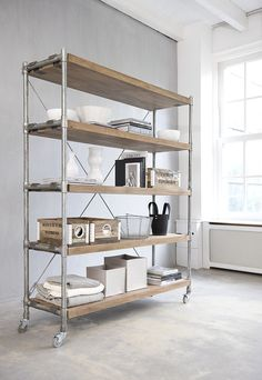 Industrial shelf from the d-Bodhi ... | Home & Decor Singapore