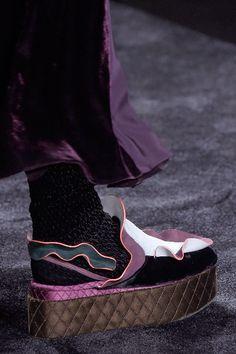 Fendi A/I 2016/17 #design #sandals #aw17 #creative #avantgarde