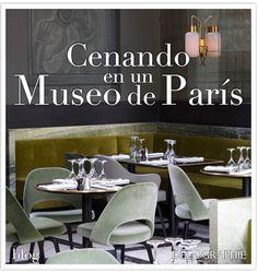 #Cenando en un #museo de #París