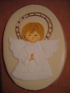 COOKIES FIRST COMMUNION