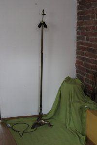 Lampa podłogowa, stojąca mosiądz (6158734936) - Allegro.pl - Więcej niż aukcje.